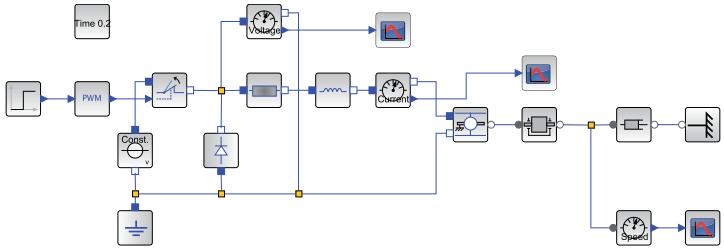 Scilab/Xcos pour l'enseignement des sciences de l'ingénieur
